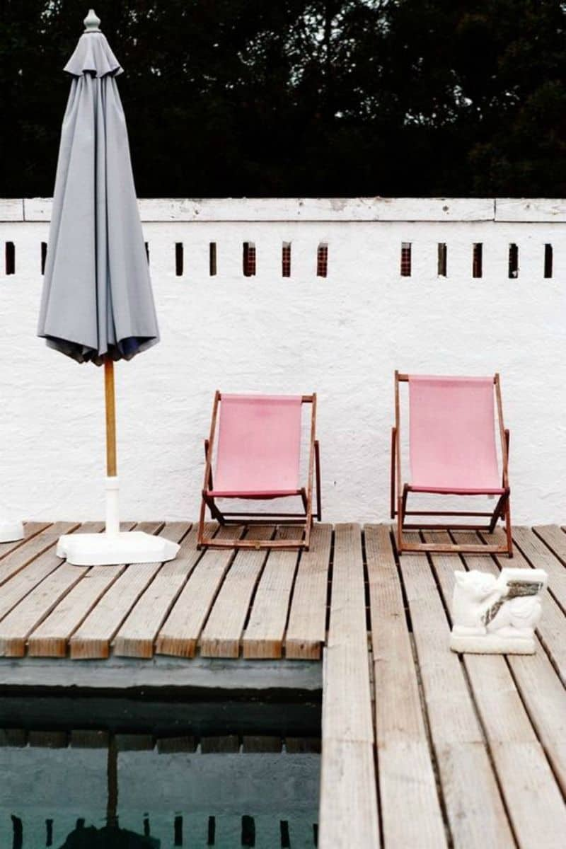 Pool Deck Chairs Luxury Pool Chairs For A Summer Lounge Oasis
