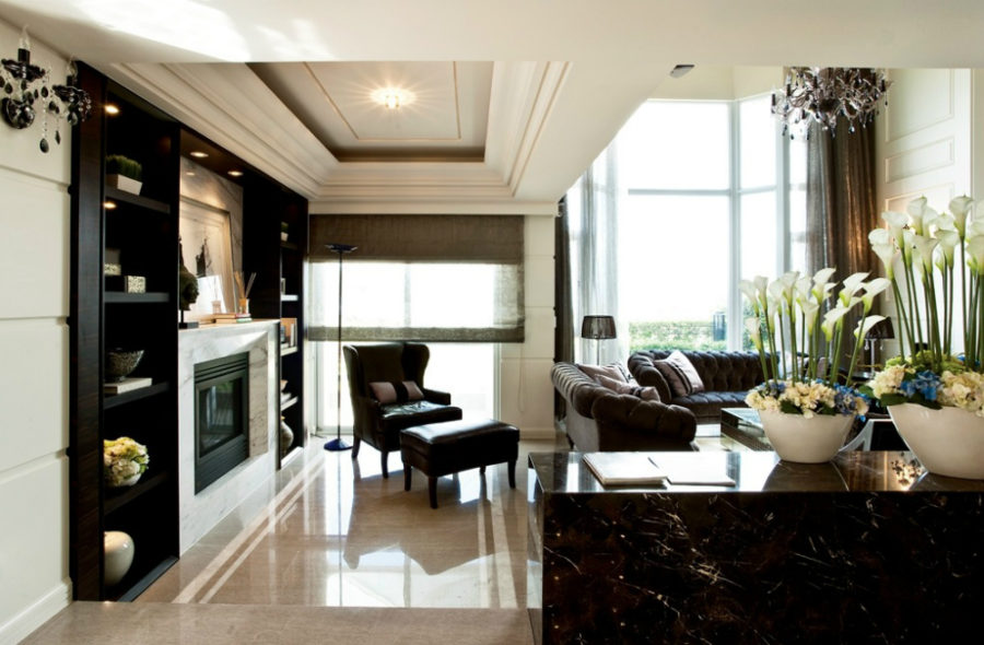 living room designs contemporary small arrangements with fireplace 40 manifold ideas that inspire view in gallery raymond chen s sophisticated design