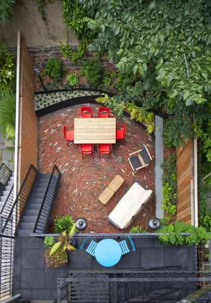 small backyard patio design ideas Brilliant Backyard Ideas, Big and Small