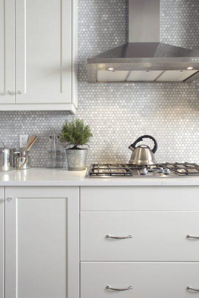 hexagon tile kitchen backsplash Modern Kitchen Backsplash Ideas for Cooking With Style