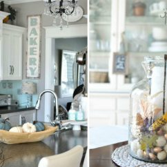 Fall Kitchen Decor Stand Alone Sink Ideas That Are Simply Beautiful View In Gallery A Pop Of Pretty