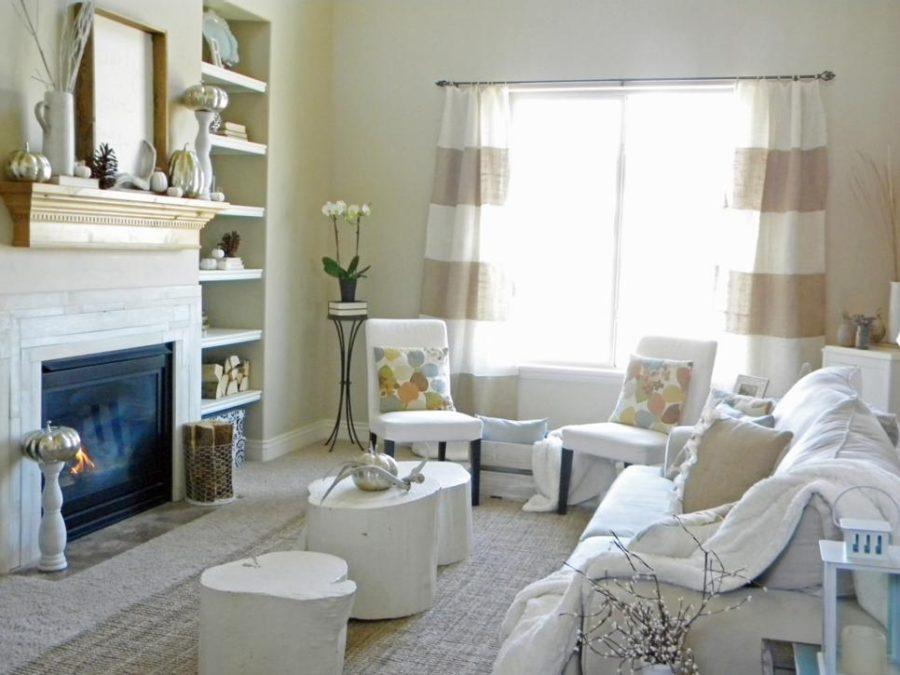 Tis Autumn Living Room Fall Decor Ideas Part 82