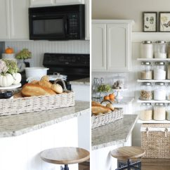 Fall Kitchen Decor Elkay Sinks Ideas That Are Simply Beautiful View In Gallery Ella Claire Inspired