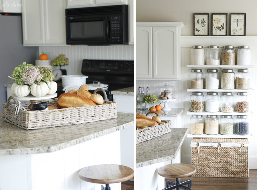 fall kitchen decor pre-rinse faucet ideas that are simply beautiful view in gallery ella claire inspired