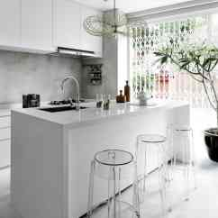 Lucite Acrylic Chairs Carlisle Dining 30 Kitchen With Modern Flair