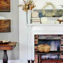 Living Room Ideas With Chairs Only Modern No Coffee Table 'tis Autumn: Fall Decor