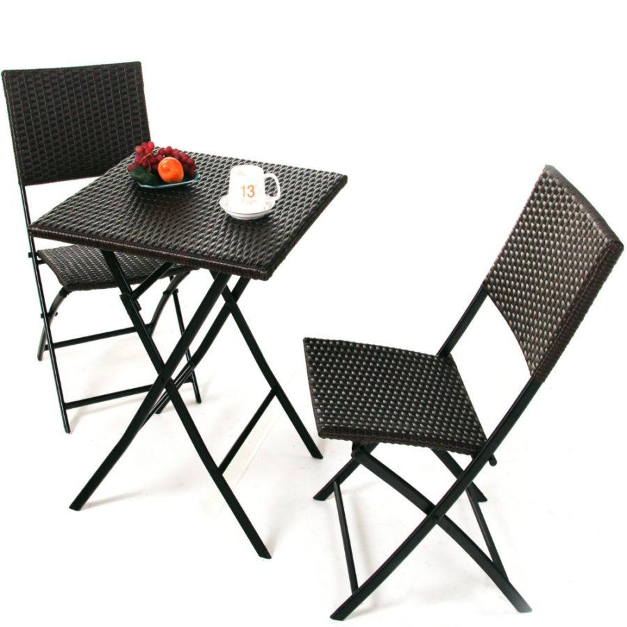 balcony chair table design ideas