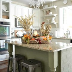 Fall Kitchen Decor Apartment Size Appliances Ideas That Are Simply Beautiful View In Gallery Island Centerpiece 900x1351