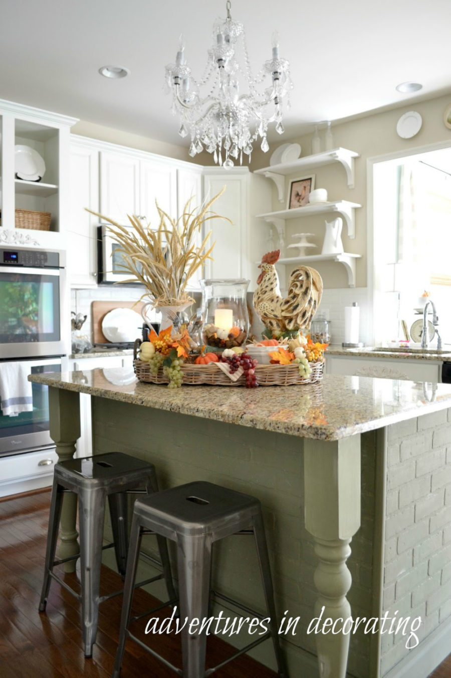fall kitchen decor replace countertop ideas that are simply beautiful view in gallery island centerpiece 900x1351