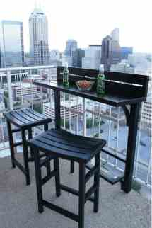 Small Outdoor Balcony Furniture