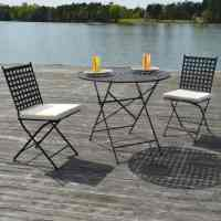 Balcony Chair and Table Design Ideas for Urban Outdoors