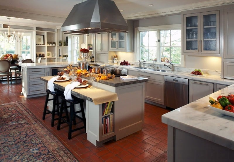 fall kitchen decor bimby robot ideas that are simply beautiful view in gallery open plan decorated for