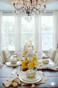 Gorgeous Dining Table Fall Decor Ideas for Every Special ...