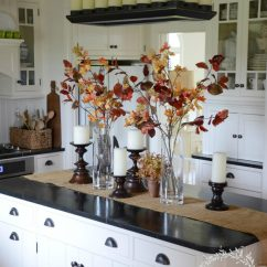 Fall Kitchen Decor Composite Sinks Ideas That Are Simply Beautiful View In Gallery Stone Gable Blog