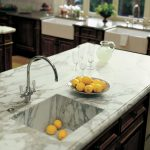 36 Marbled Countertops To Ignite Your Kitchen Revamp