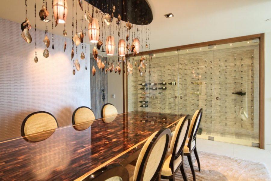 Any Connoisseur S Dream Modern Wine Cellar Designs