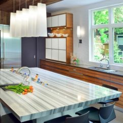 Kitchen Backsplash Trends Tables For Small Spaces And Novelties: Unusual Countertops