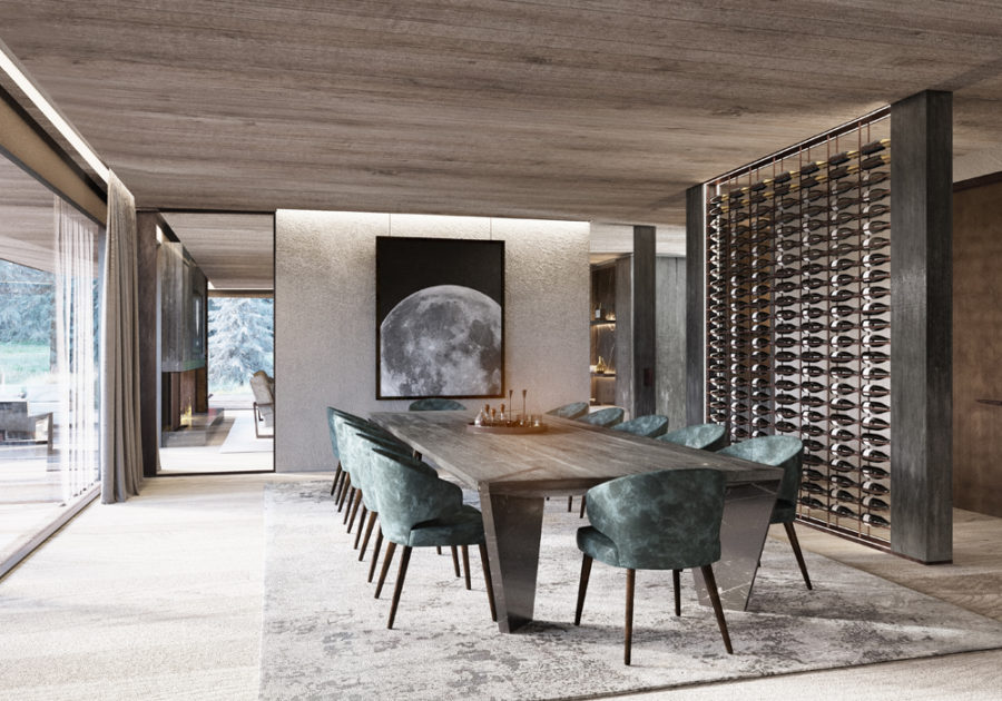 seating ideas for small living room kerala homes any connoisseur's dream: modern wine cellar designs