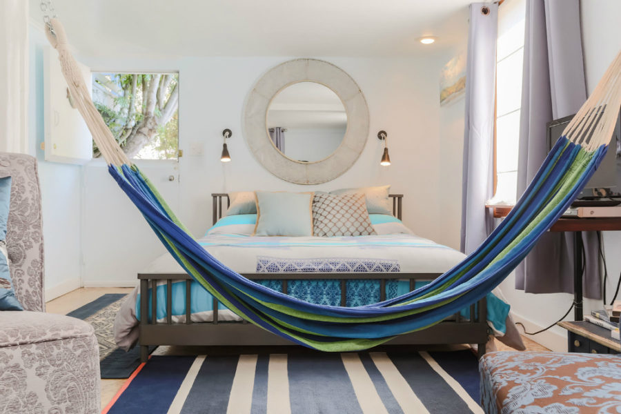 hanging kids chair how to paint wooden chairs indoor hammock ideas for year-round summer atmosphere