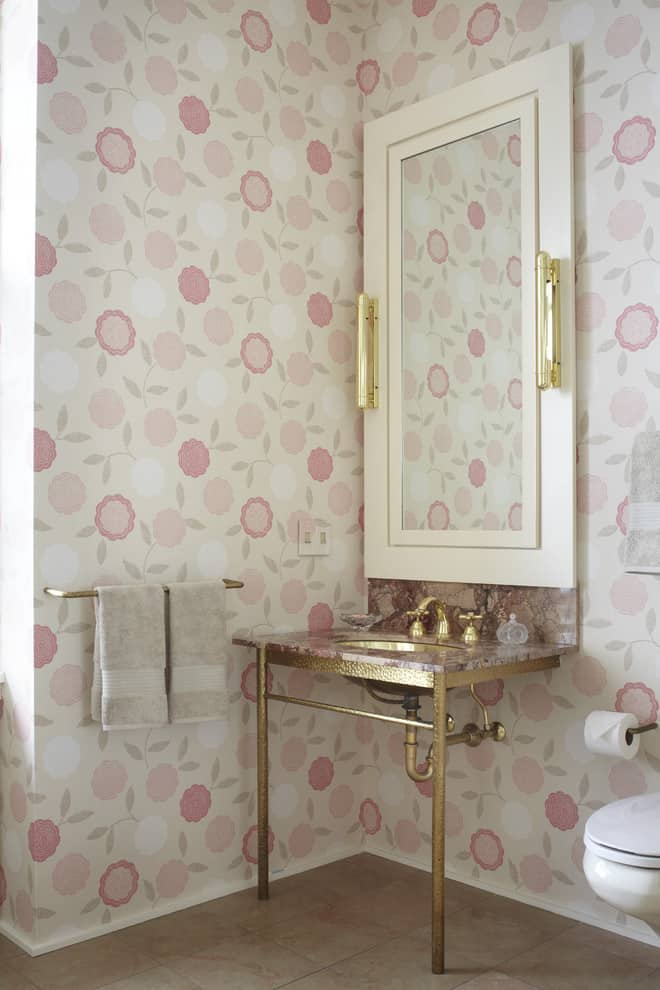 Bagni Shabby Chic Country