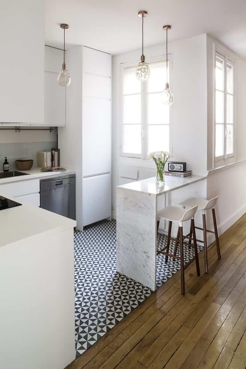kitchen peninsula designs that make