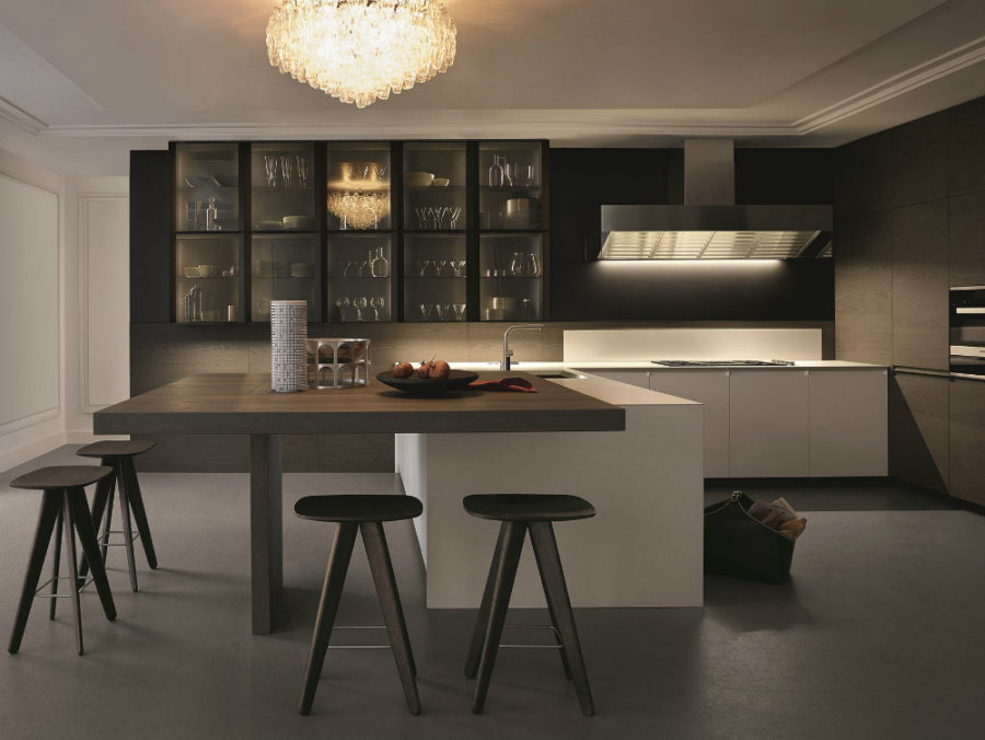 german made kitchen cabinets quartz countertops colors for kitchens peninsula designs that make cook rooms look amazing