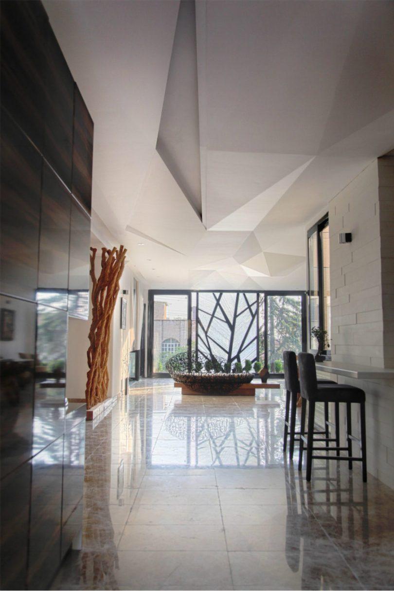 Danial apartment by Reza Sayadian and Sara Kalantary