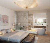 Master Bedroom With Bath Tub - Free Download Wiring Diagram