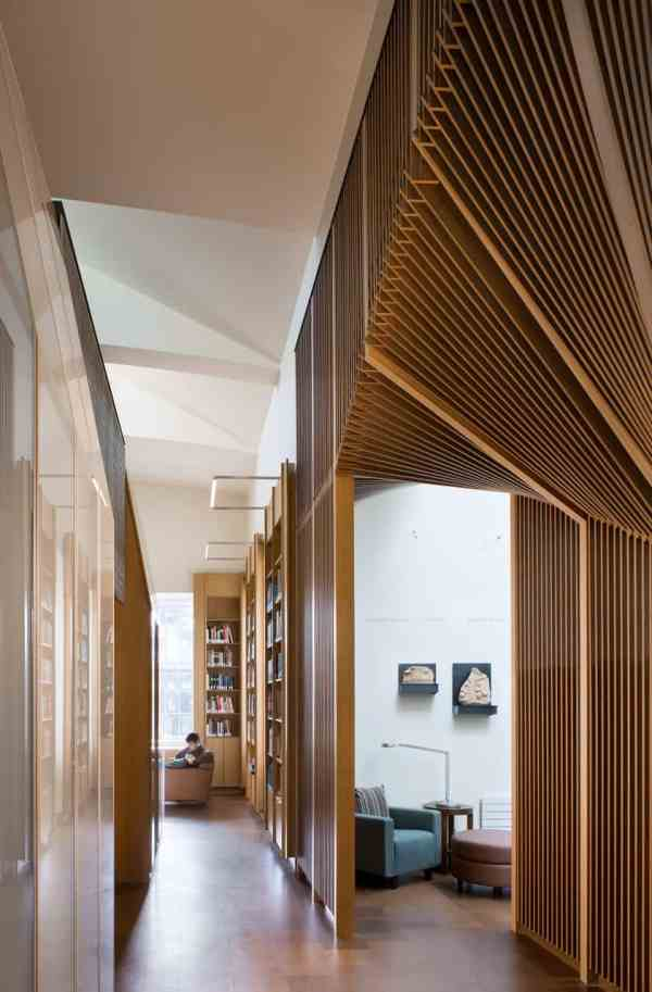 Interior Wood Wall Cladding Details