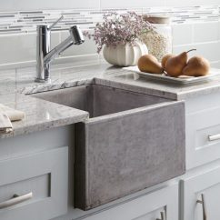 Deep Kitchen Sink Modern Wall Decor Designs That Look To Attract Attention View In Gallery Native Trails Concrete