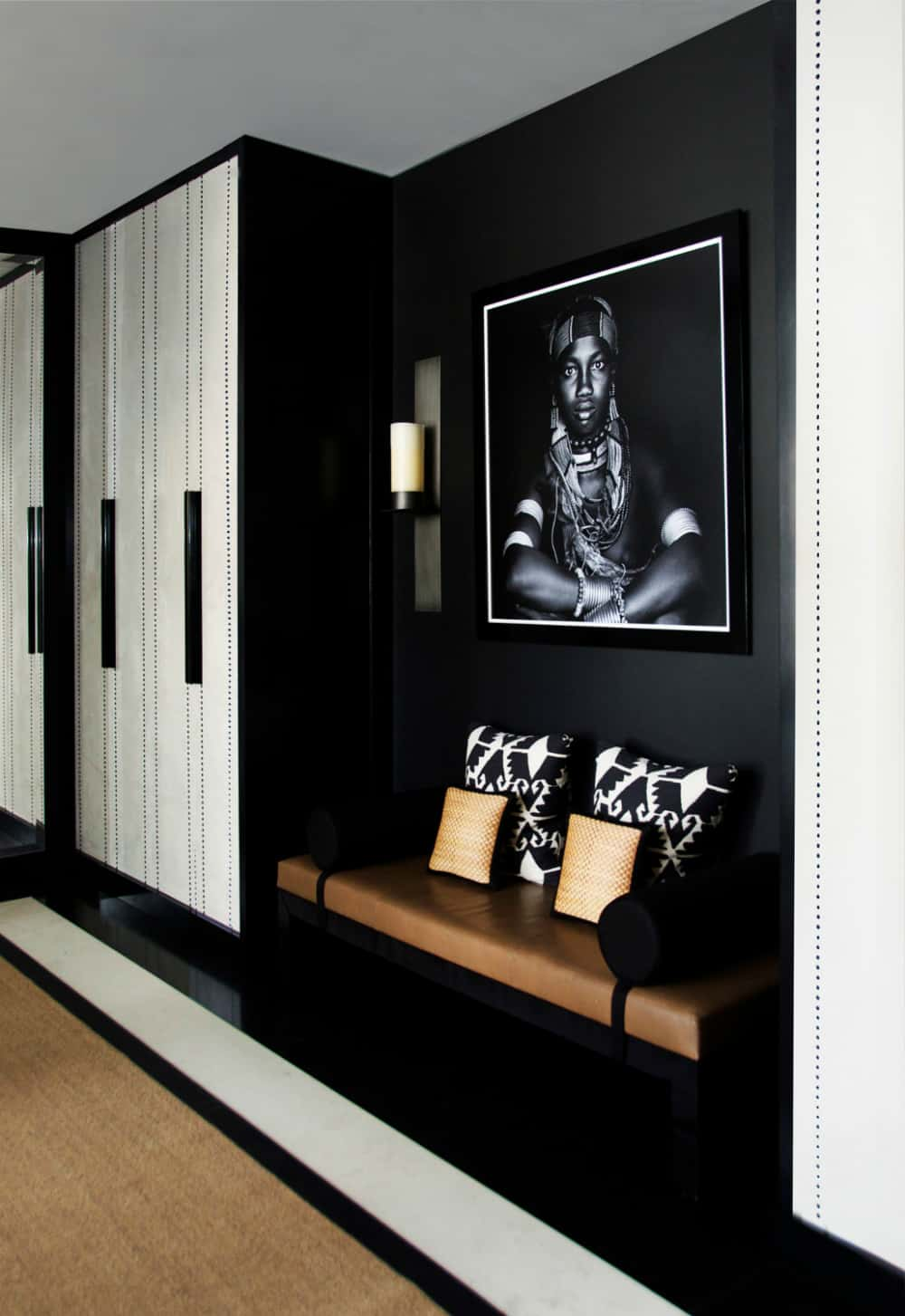 These Dramatic Hallways Will Make A Lasting Impression On