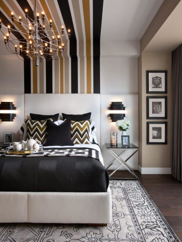 HGTV Urban Oasis Master Bedroom