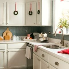 How To Decorate Your Kitchen Sinks And Faucets 23 Ways For The Holidays