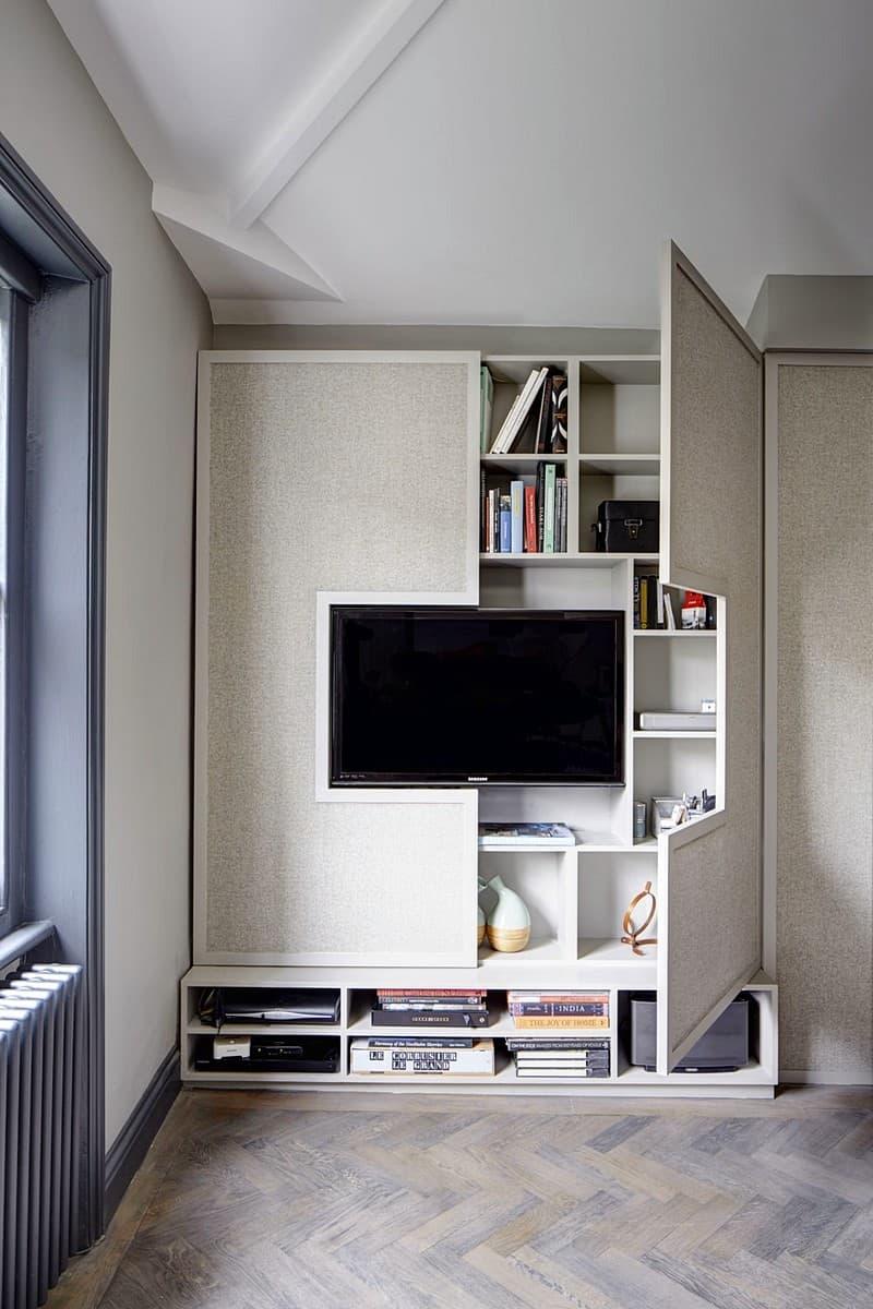 Elegant, Contemporary, and Creative TV Wall Design Ideas