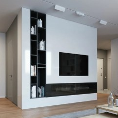 Tv Wall Unit Design For Living Room Short Tables Elegant Contemporary And Creative Ideas Storage 900x1210