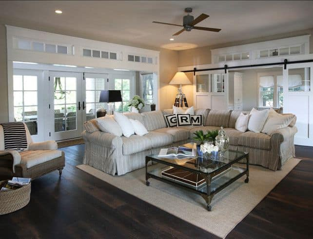 Living Room Ideas With Dark Floors Novocom Top