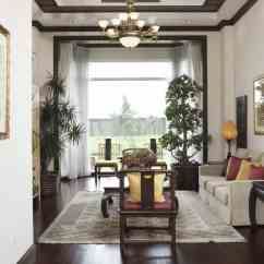 Dark Wooden Floor Living Room Picture Wall Ideas 40 Hardwood Floors That Bring Life To All Kinds Of Rooms View In Gallery Traditional