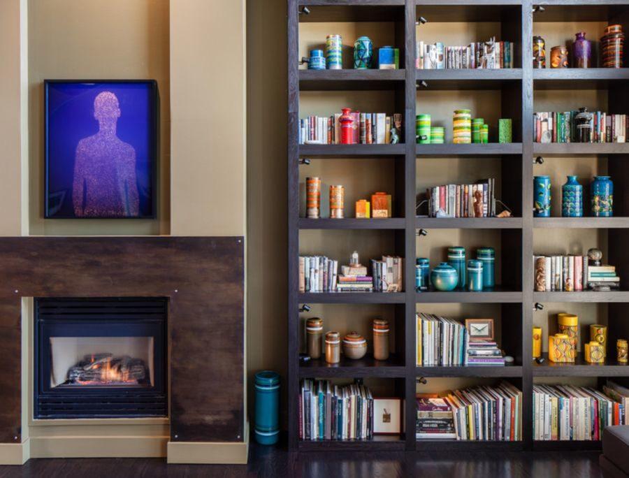 23 built in bookshelves home interior
