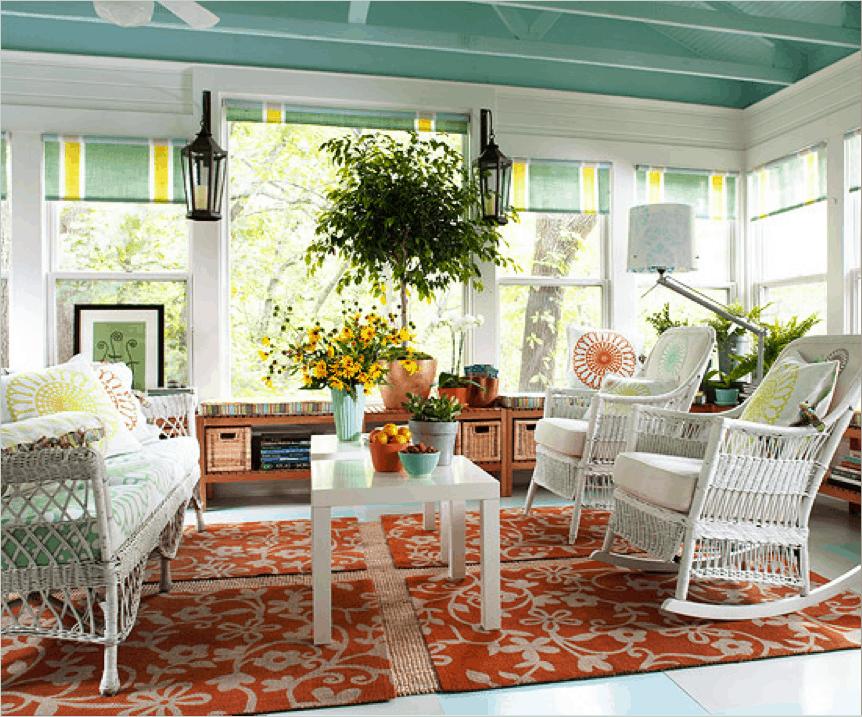 20 Pieces of Modern Sunroom Furniture That'll Add