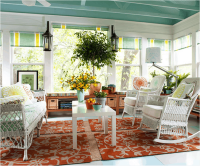 20 Pieces of Modern Sunroom Furniture That'll Add