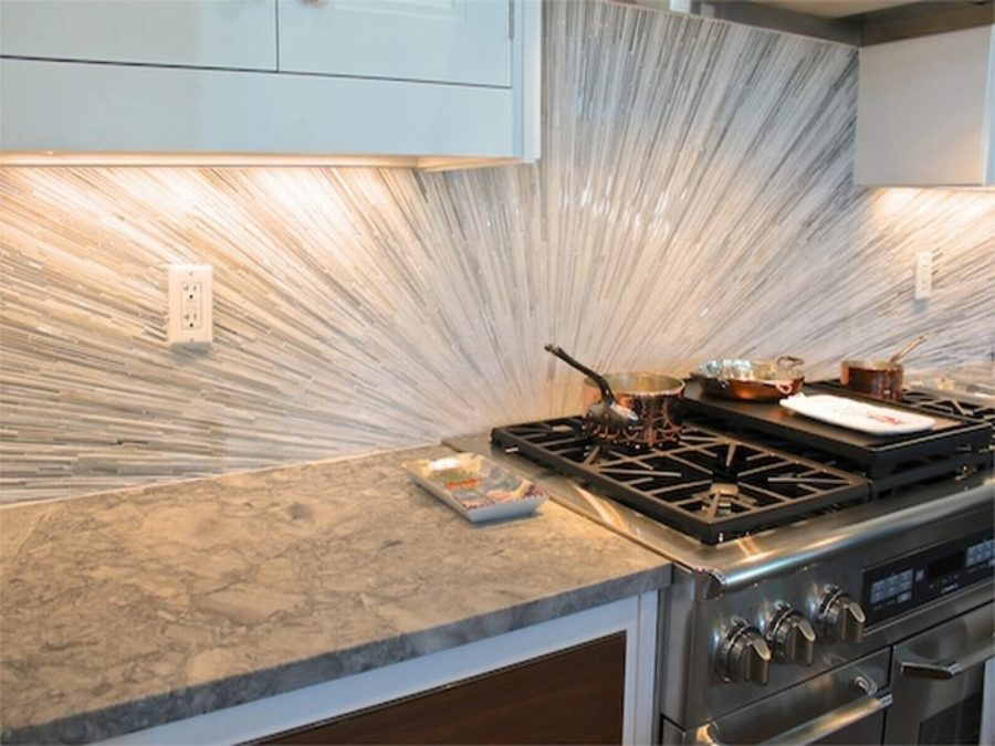kitchen backsplash glass tiles custom cabinet doors 15 ideas to spark your renovation view in gallery tile regarding within elegant pictures 900x675