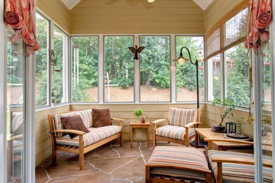 20 Pieces of Modern Sunroom Furniture Thatll Add