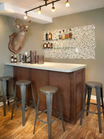 "Basement Bar Ideas Perfect ""man Cave"""