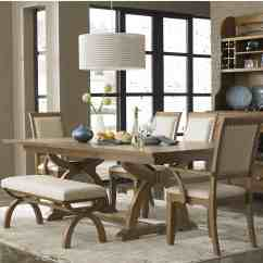 Dining Set With Bench And Chairs Plastic Bunnings Modern Room Tables That Are On Trend Elegant