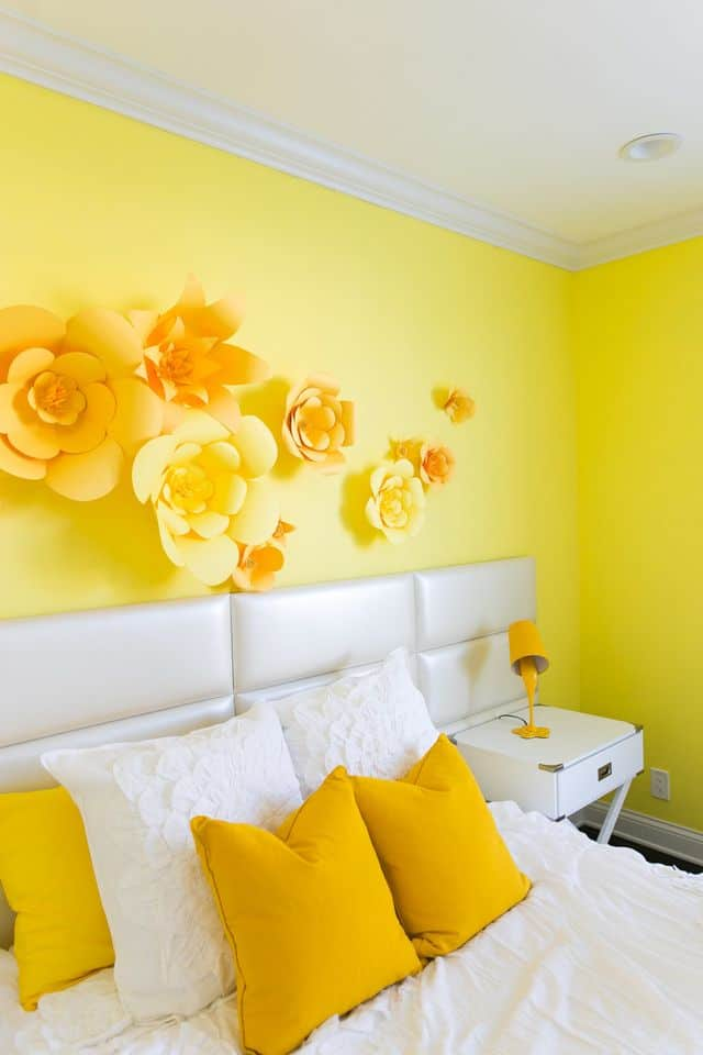 15 Happy Yellow Bedrooms That Will Inspire You