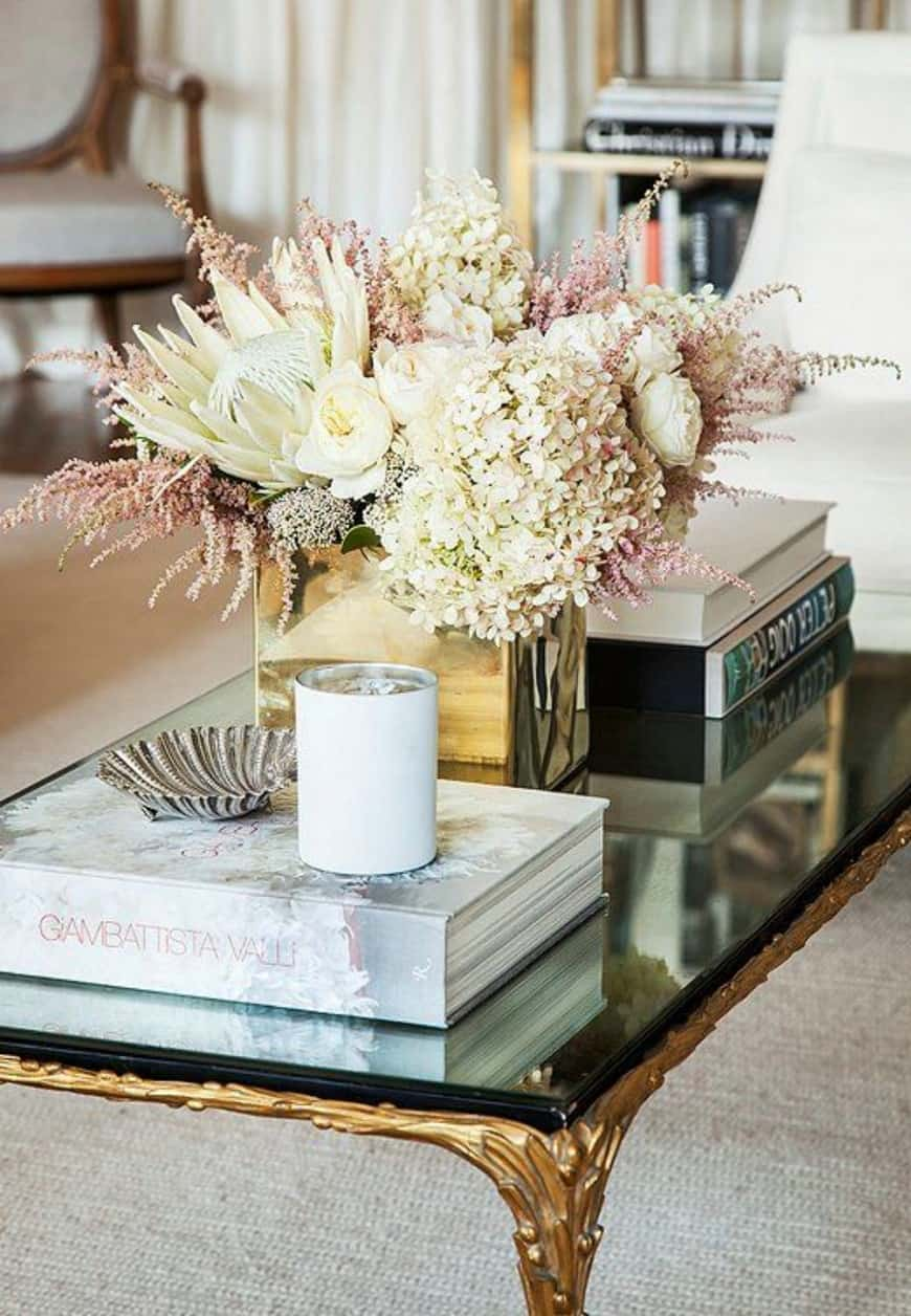 How to Decorate Your Home Using Books