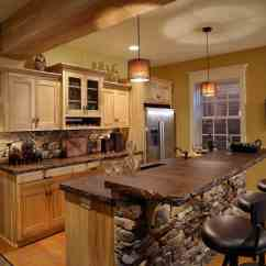 Kitchen Island Rustic Chip Cabinets 10 Ideas To Consider