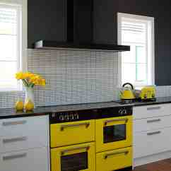 Yellow Kitchen Appliances Kitchens In New Homes 11 Ideas That Will Brighten Your Home