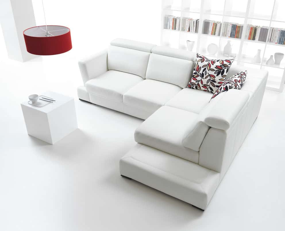 pictures of modern white living rooms room decor idea 12 lovely furniture ideas view in gallery all with pop color