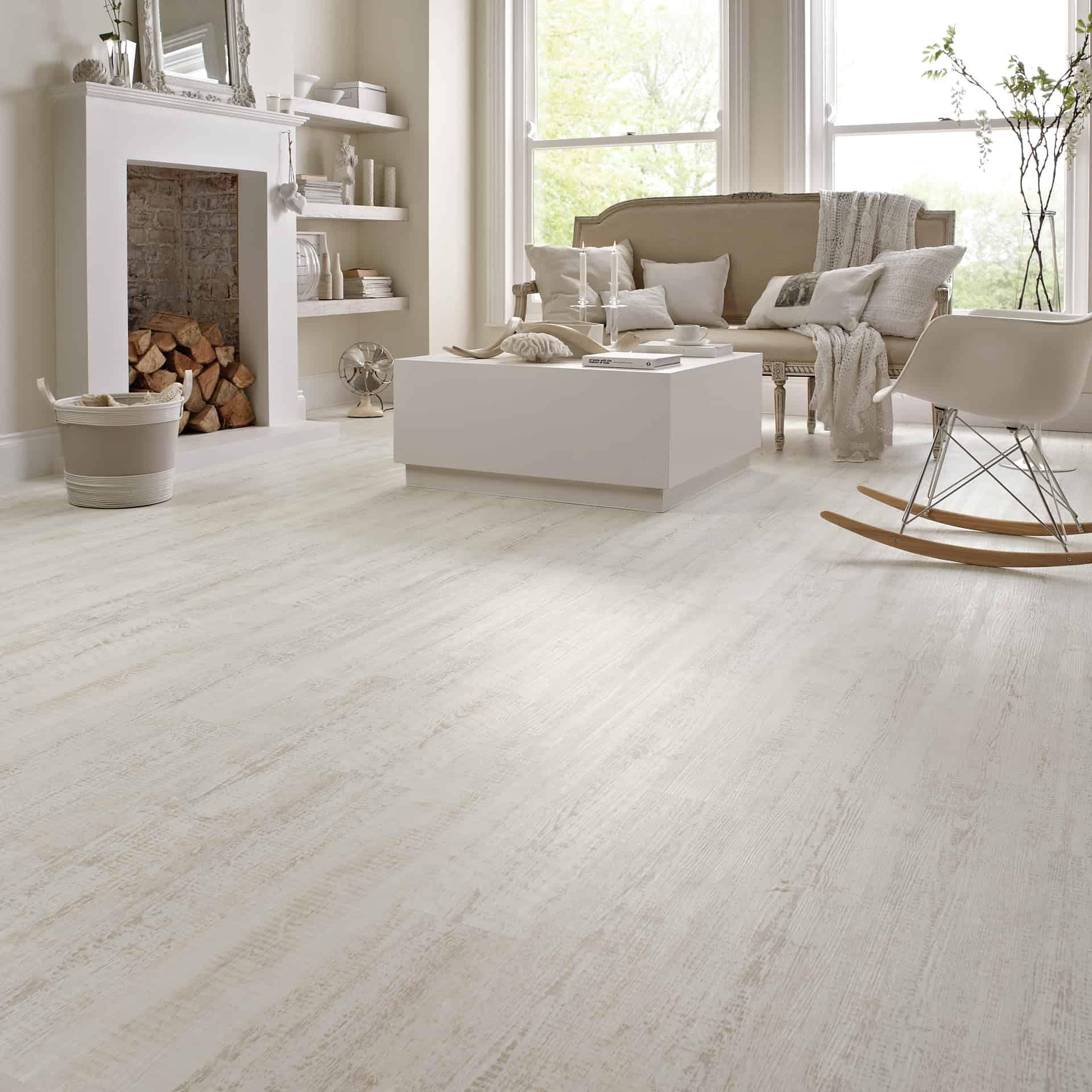 12 lovely white living room furniture ideas